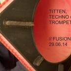 // Titten, Techno und Trompeten auf dem Fusion-Festival